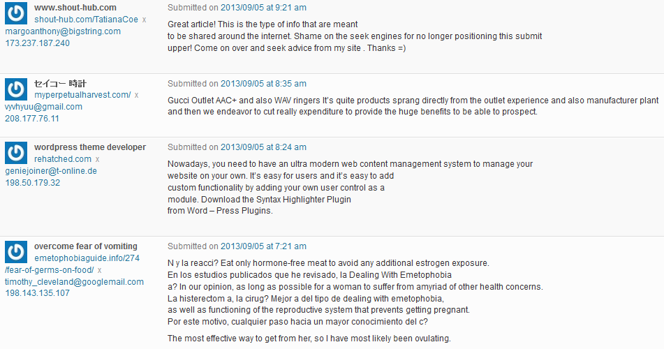 spam_comment_examples_wordpress