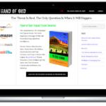 Book Promo Site