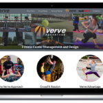 Verve Health & Fitness Website Design