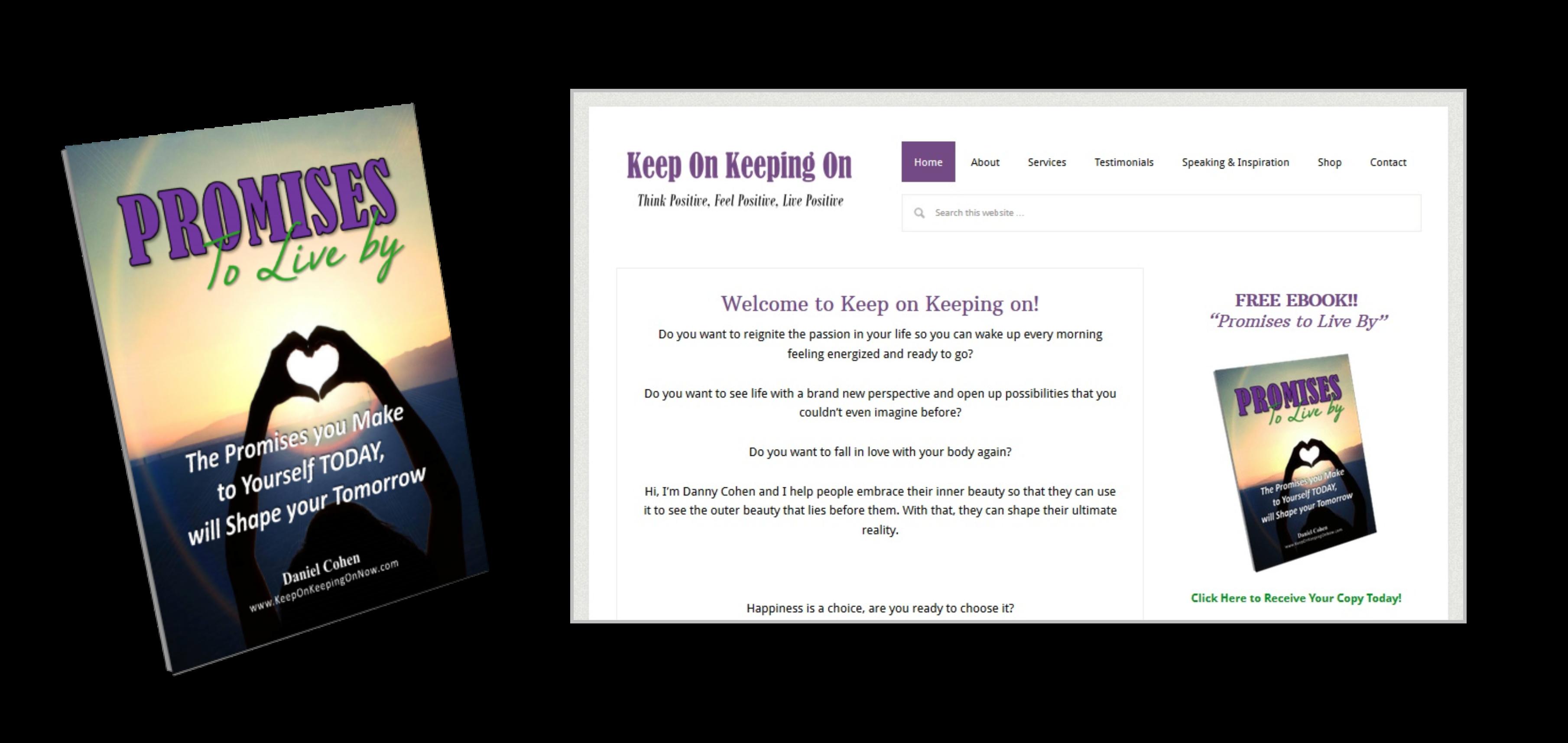 Ebook Cover Design & Book Formatting Project